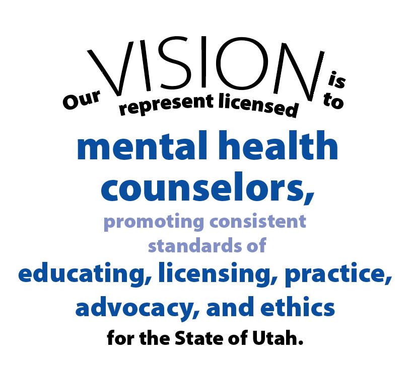 Utah Mental Health Counselors Association About